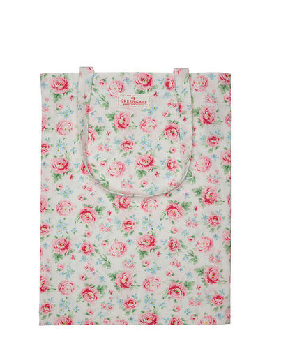 Greengate Meryl white shopper
